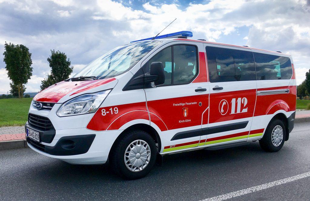 Mannschaftstransportwagen (MTW)